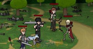Lethal RPG: Początek wojny