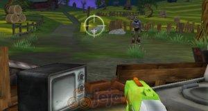 Nerf Zombie Strike Defender