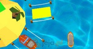 Cumowanie łodzi
