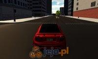 Miejski kierowca 3D