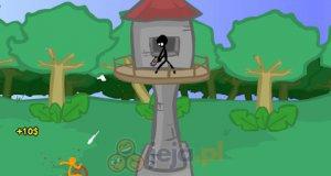 Patyczak na wieży