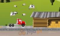 Ciężarówka zniszczenia