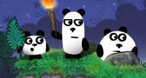 Trzy pandy 2: Noc