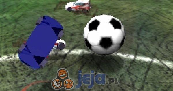 Piłka nożna samochodami