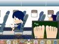 Wygłupy w samolocie
