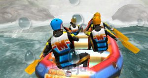 Rafting - Dzika rzeka