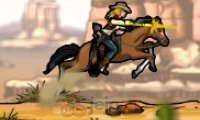 Kowboj w dolinie