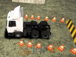 Parkowanie ciężarówki