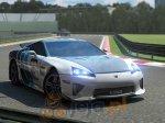 Wyścig 3D: Turbo samochody