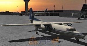 Parkowanie na lotnisku 3D