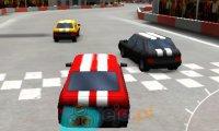 Saga wyścigów samochodowych