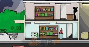 Kliknij i zabij: Supermarket