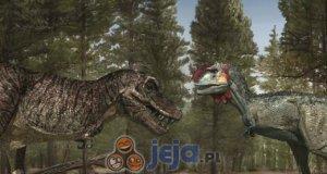 Walki dinozaurów