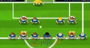Piłkarskie rozegranie