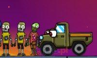 Samochody kontra zombie