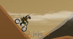 Wojskowy motocross