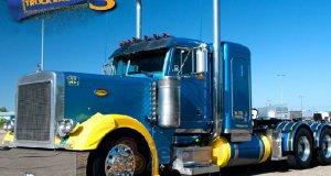 Wyścigi przemysłowych ciężarówek 3