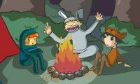 Chłopiec w pidżamie 2: Ciemny las
