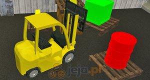 Symulator wózka widłowego 3