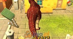 Symulator dinozaura