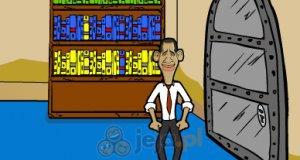 Obama i ucieczka z biura