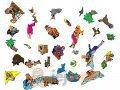 Zagraj w Dziwne puzzle 3 Gry