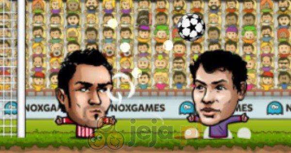 Kukiełkowy futbol: Liga Mistrzów