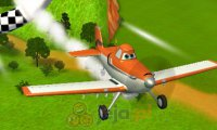 Samoloty: Pościg po śladach