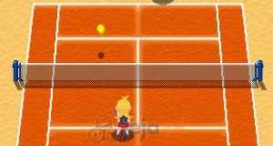 Flashowy tenis