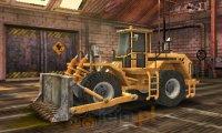 Parkowanie na placu budowy 3D