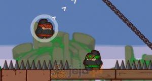 Skoczny ninja 2