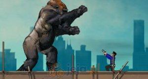 Wielka, zła małpa