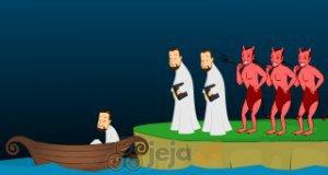 Księża i diabły