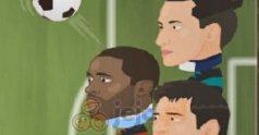 Piłkarskie głowy: Liga Mistrzów 2014/15