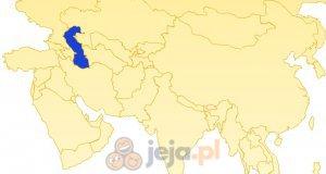 Kraje Azji