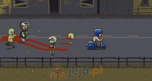 Zombie na trasie