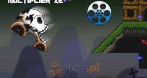 Kaskaderska jazda - Halloween