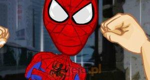 Bijatyka z celebrytą: Spiderman