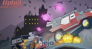 Halloweenowy wyścig