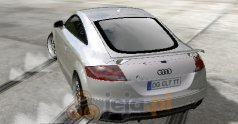 Driftowanie Audi TT RS