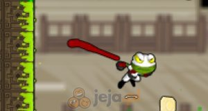 Zwinna żaba