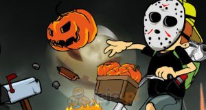 Roznosiciel gazet: Halloween