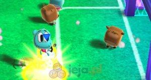 Piłka nożna z gwiazdami Cartoon Network