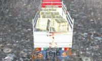 Ciężarówka na bezdrożach