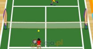 Zakręcony tenis