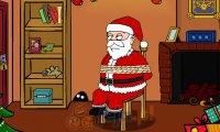 Związany Mikołaj