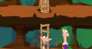 Fineasz i Ferb - Ucieczka z Kretogrodu