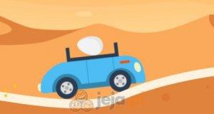 Jajka i samochody