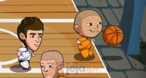Z kopyta: Koszykówka i ninja