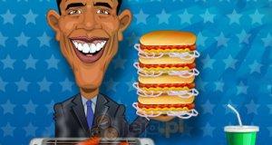 Hot dogi u Obamy